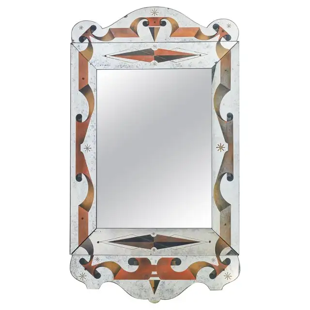 Art Deco Mirrors 777 For Sale At 1stdibs Page 2 In 2020 Art Deco Mirror Mirror Art Deco