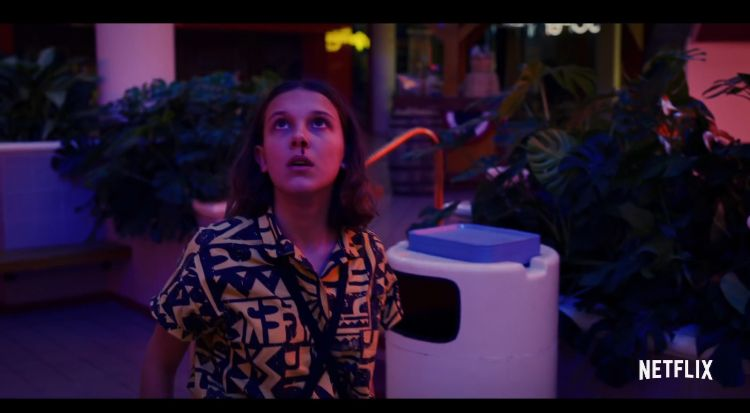 Stranger Things Season 3 Second Trailer Eleven 011 Mike
