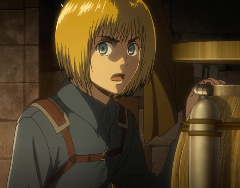 The_Duck02 | Attack on titan, Armin, Anime