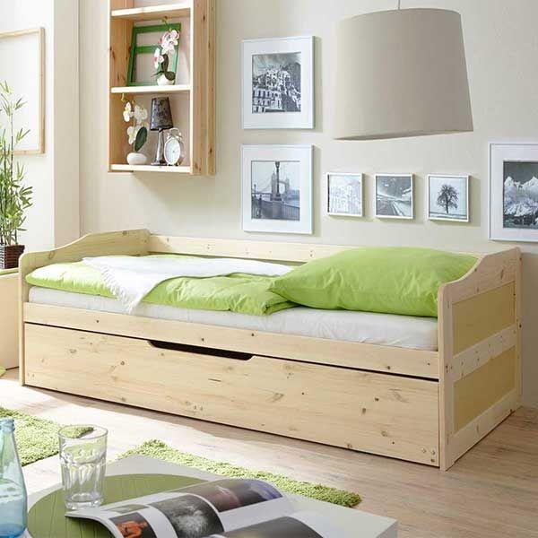 Mit diesem Jugendbett Tephanionaus Massivholz Kiefer machen Sie - schlafzimmer kiefer massiv