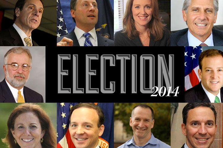 Long Island Elections: Voter's Guide 2014