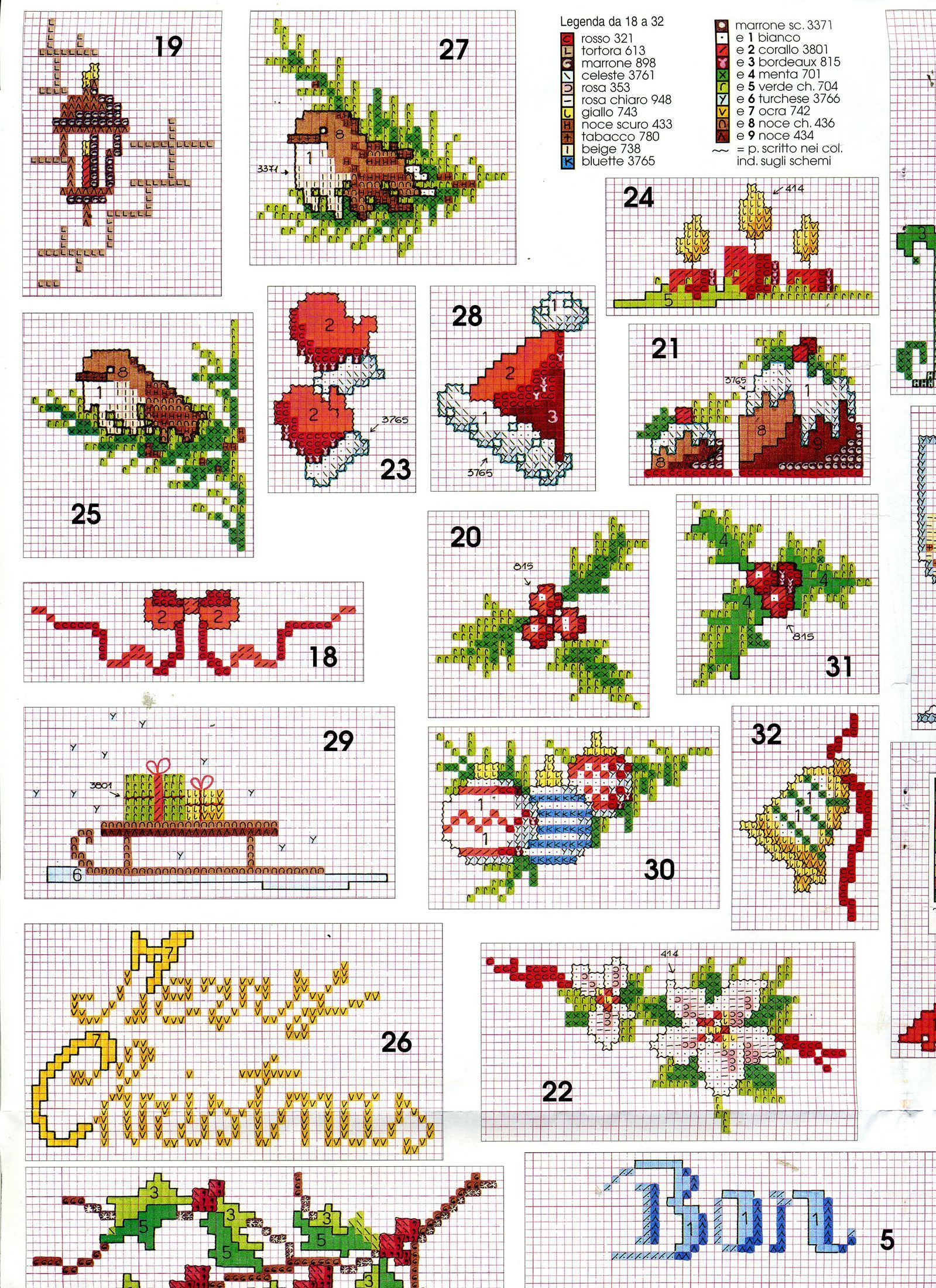 Cross stitch | Cross Stitch ♥ Kruissteek | Pinterest | Punto de ...