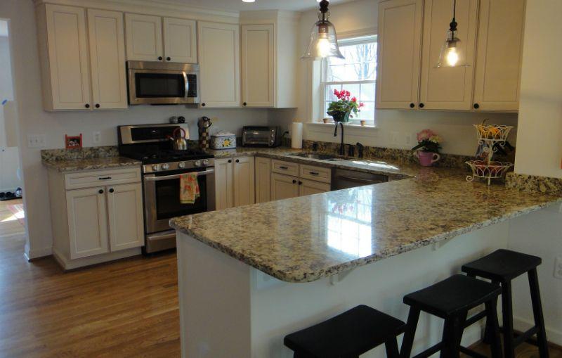 Small L Kitchen Layout