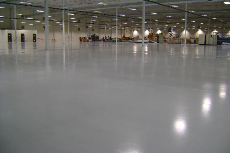Our ESD Epoxy Coating System Is One Of The Lowest Cost ESD - Esd flooring cost