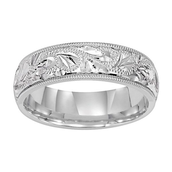 Item Pwb01857 Men S Wedding Band Bentley Diamond Wall New Jersey