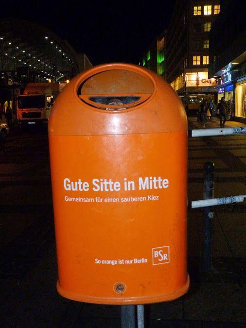 Mitte Berliner haben gute Sitten ( #berlin #quote #berliner