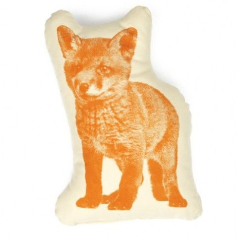 Fauna Pico Pillow - Fox