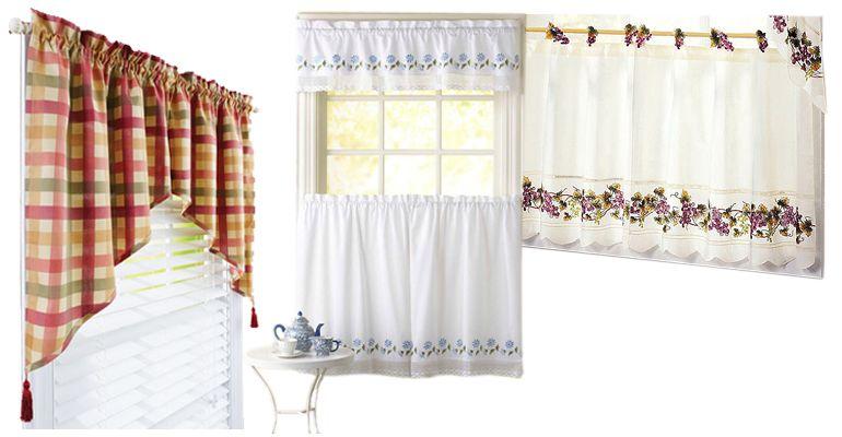 How Wonderful Excellence Walmart Kitchen Curtains
