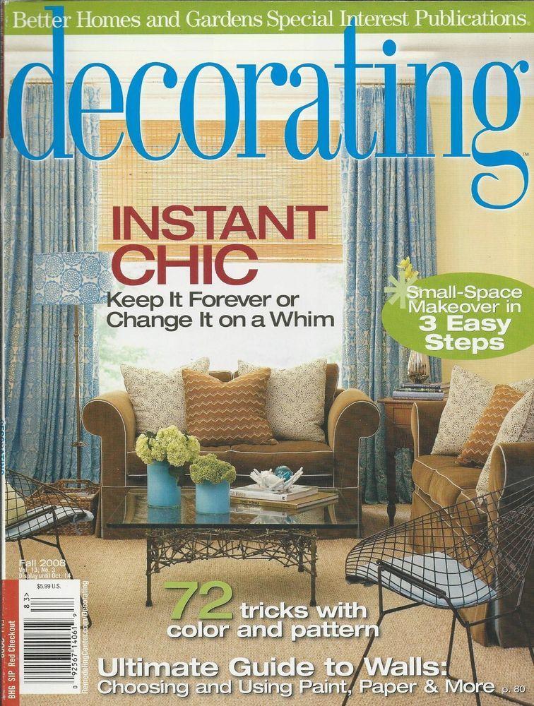 9332824fa93d3fc597a6e1b8fda36438 - Better Homes And Gardens Fall Decorating Magazine