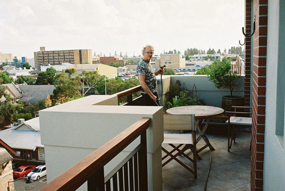 Freunde von Freunden — Max Pam — Photographer, House, Fremantle, Perth — http://www.freundevonfreunden.com/interviews/max-pam-2/