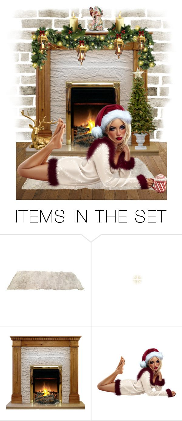 """Christmas Magic All Year 'Round... #2"" by marvy1 ❤ liked on Polyvore featuring art"