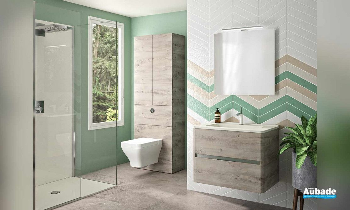 Chic Et Branchee Meubles Dolce Collection Ambiance Bain Smo 225