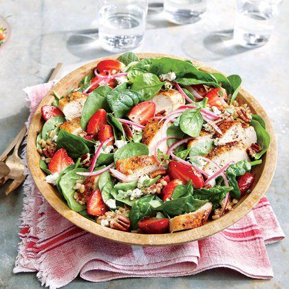 10 Spring Salads That Don't Suck | MyRecipes.com