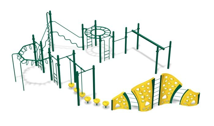 Course Run | Fitness Playground