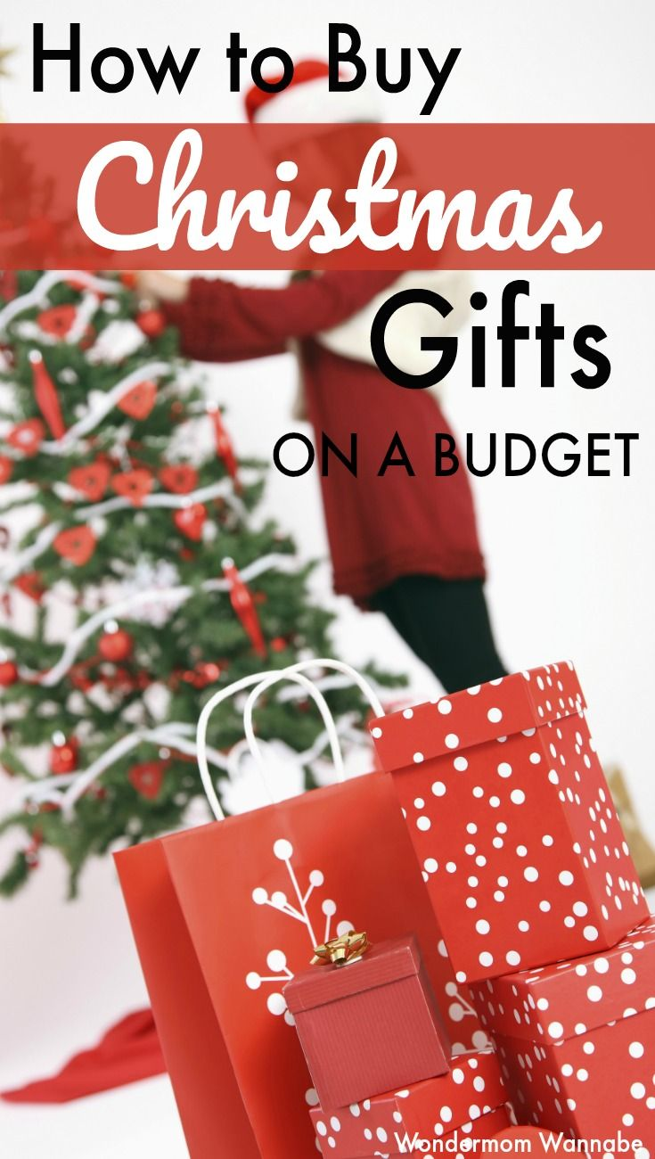 How To Buy Christmas Gifts On A Budget Buy Christmas Gifts Christmas On A Budget Christmas Gifts