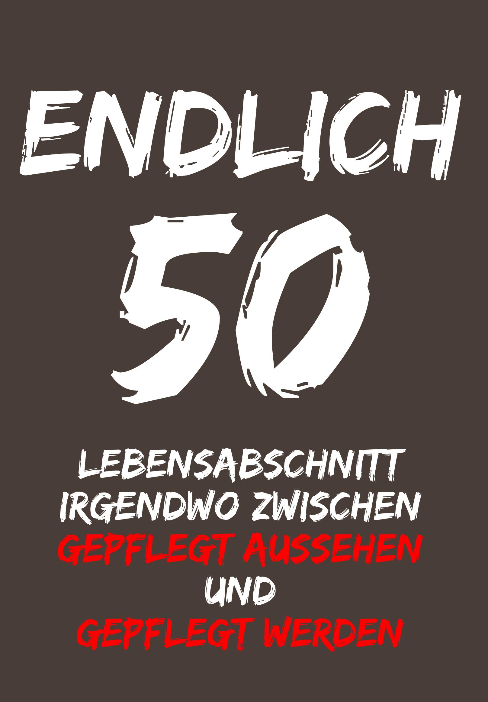 Geburtstagswünsche Zum 50