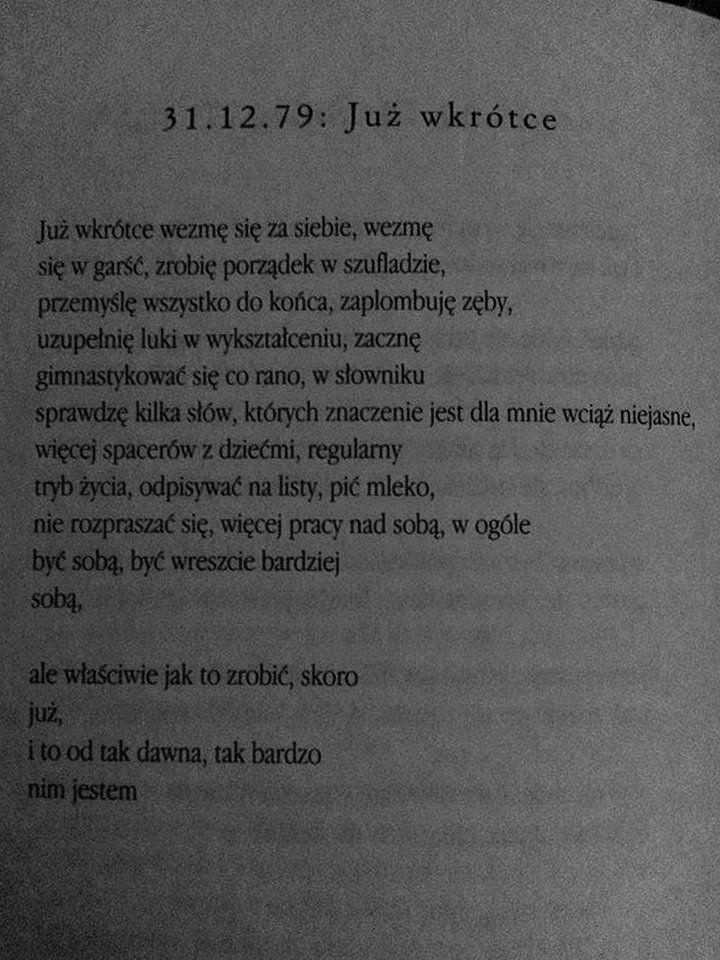 Znalezione Obrazy Dla Zapytania Stanisław Baranczak Juz