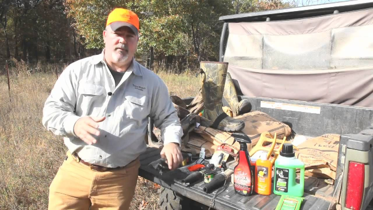 Deer Hunting 101How to rattle up a buck Deer hunting