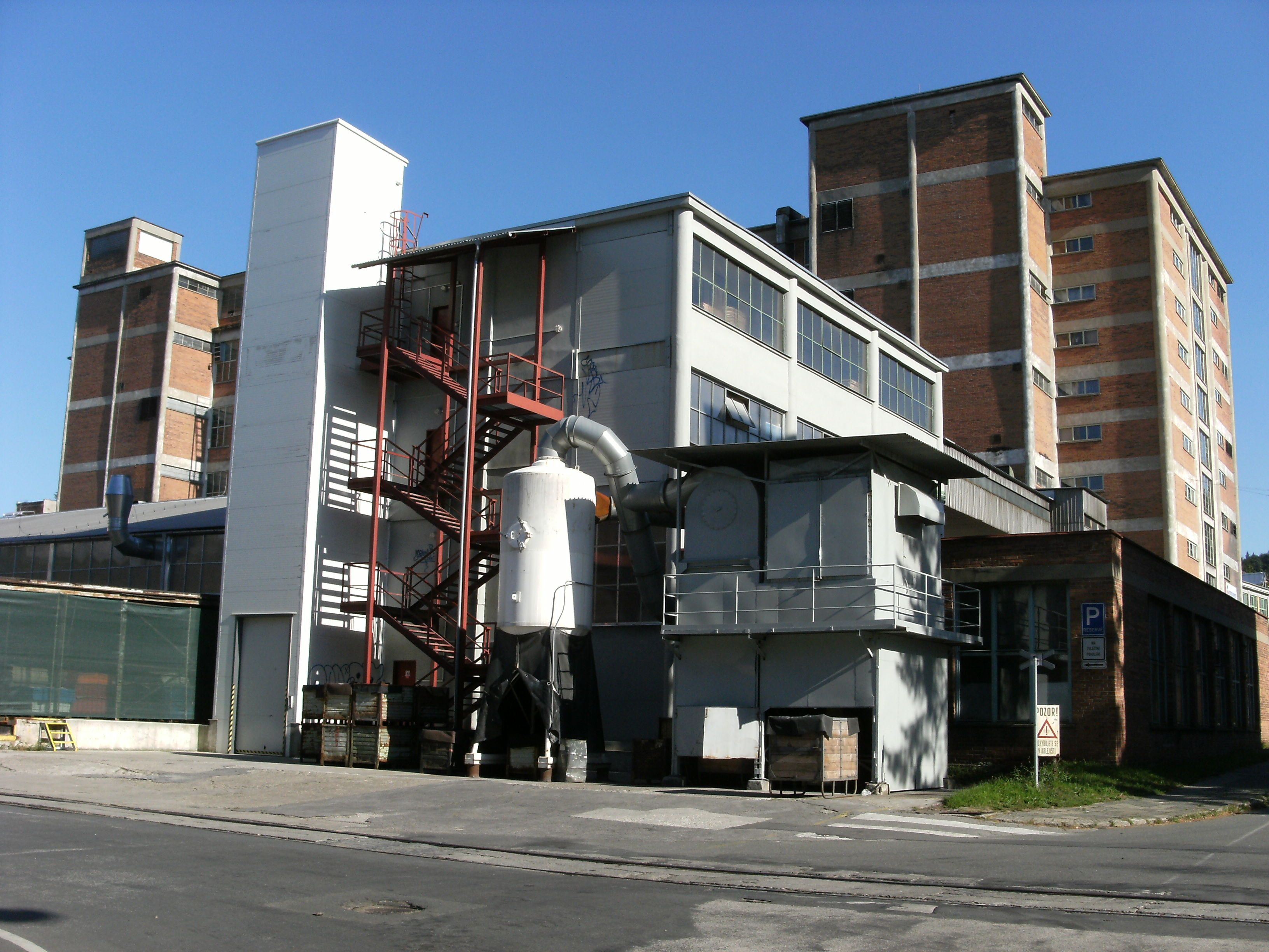 Home Design Zlín Part - 33: [ Image Gallery Industrial Architecture ] - Best Free Home Design Idea U0026  Inspiration