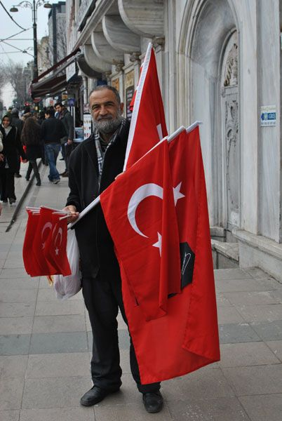 Istanbul | Travel blog -  Pride