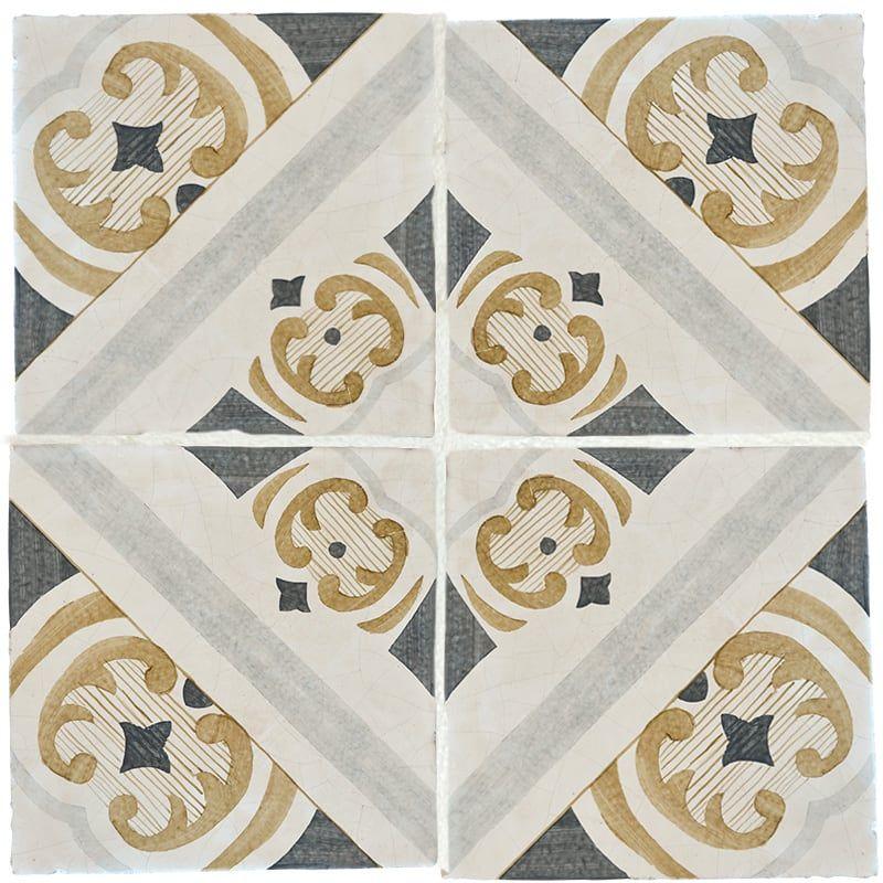 Marsala Classic Tile Baldosa Style Country Floors Of America Llc Classic Tile Decor Catania