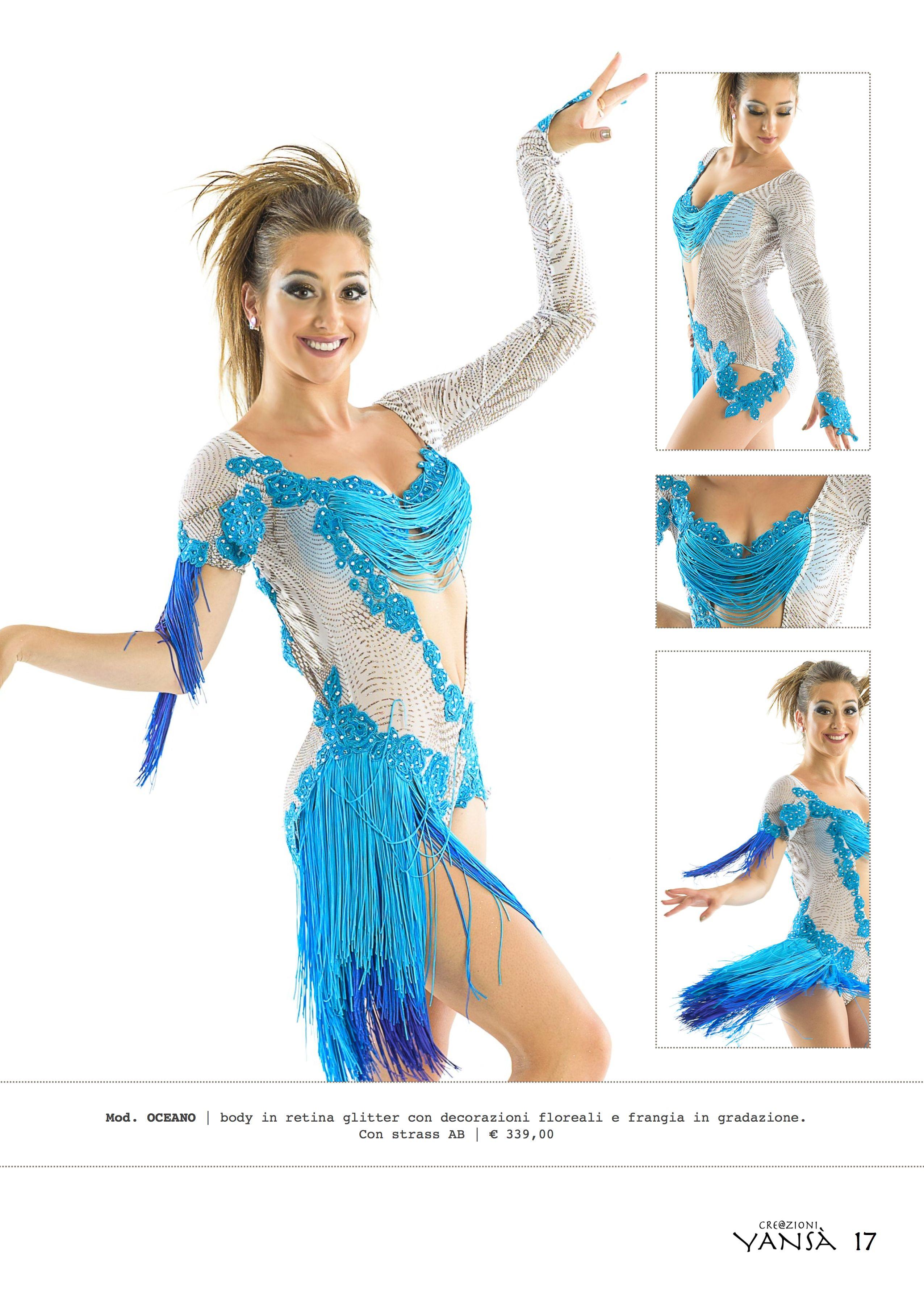 Abito per ballo caraibico. Made in Italy e su misura www.creazioniyansa.it 9813d481774