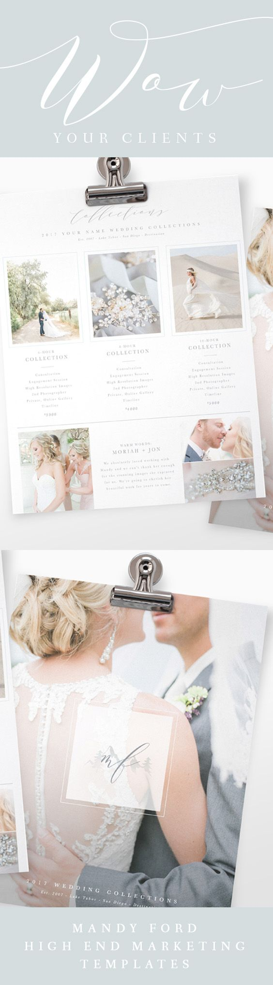 Guide Templates Photography Pricing Guide Template  Wedding Pricing Guide .