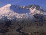 Mt St Helens.  Been there.  30 yrs after the eruption, and it was take-your-breath-away stunning.