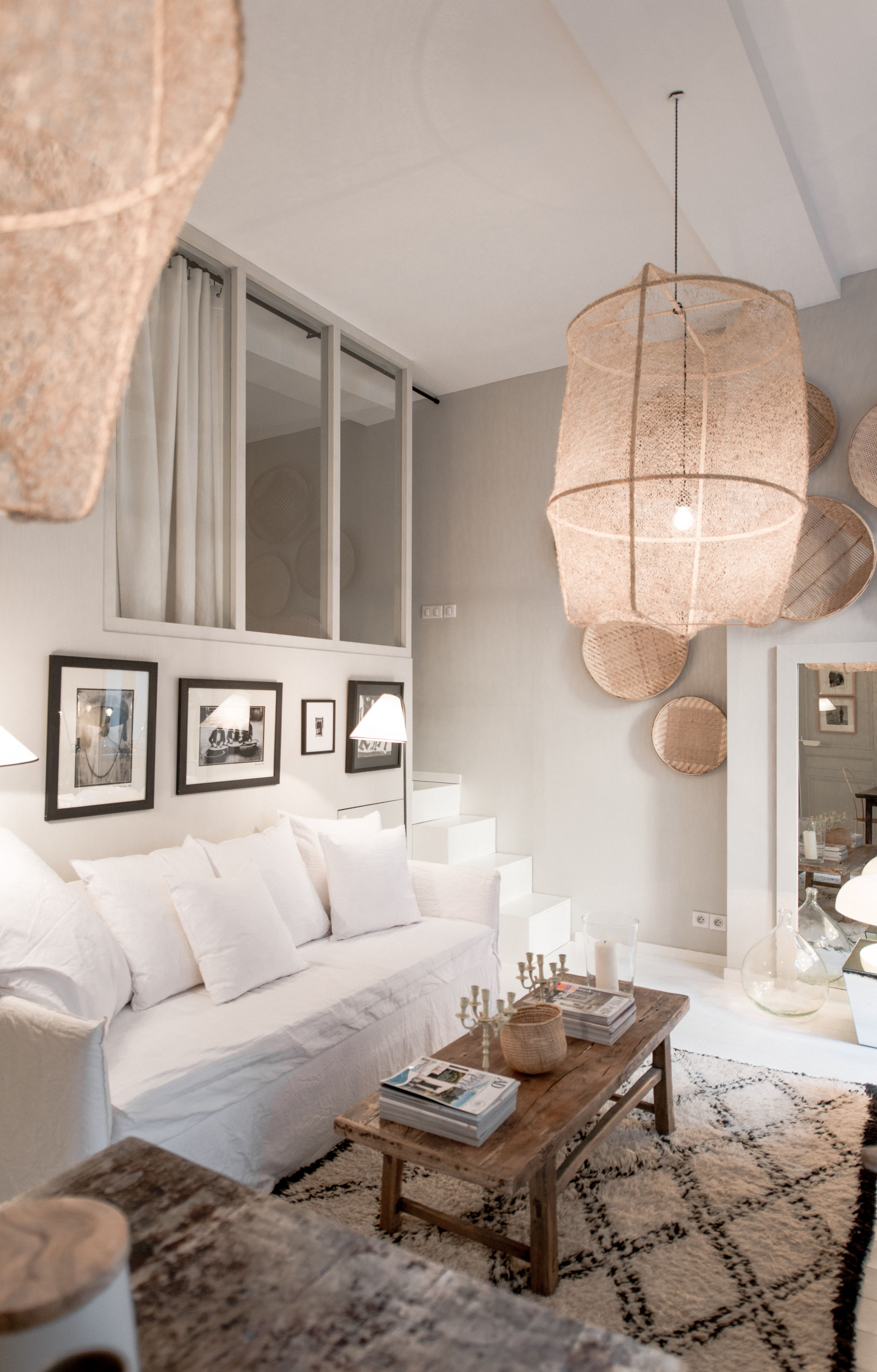 Appartement Blanc By Maison HAND. Lyon - JUST SO BEAUTIFUL WITH