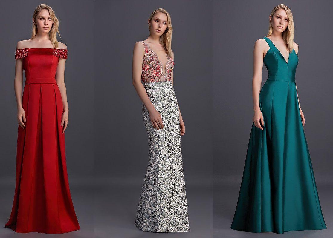12 vestidos de festa do inverno 2016 da M.Rodarte