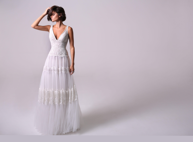 Pin von Michal Medina auf Modern Love New Bridal Collection by ...