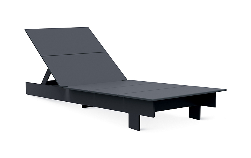 Lollygagger Chaise Modern Outdoor Furniture Lounge