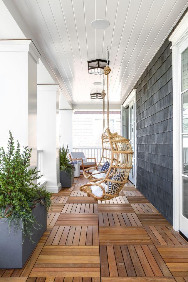 Porch Ipe Deck Flooring Durable