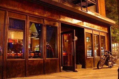 The Vig Bar New York City Nolita Nyc Nyc Nyc Food