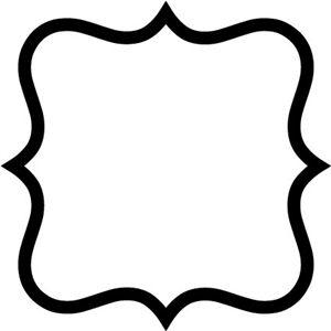 fancy frame border. Silhouette Design Store - View #2603: Frame: Fancy Frame Border