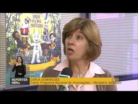 Opas reconhece que Brasil está livre do sarampo - YouTube