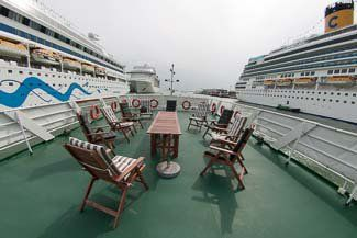 Marittima cruise piers
