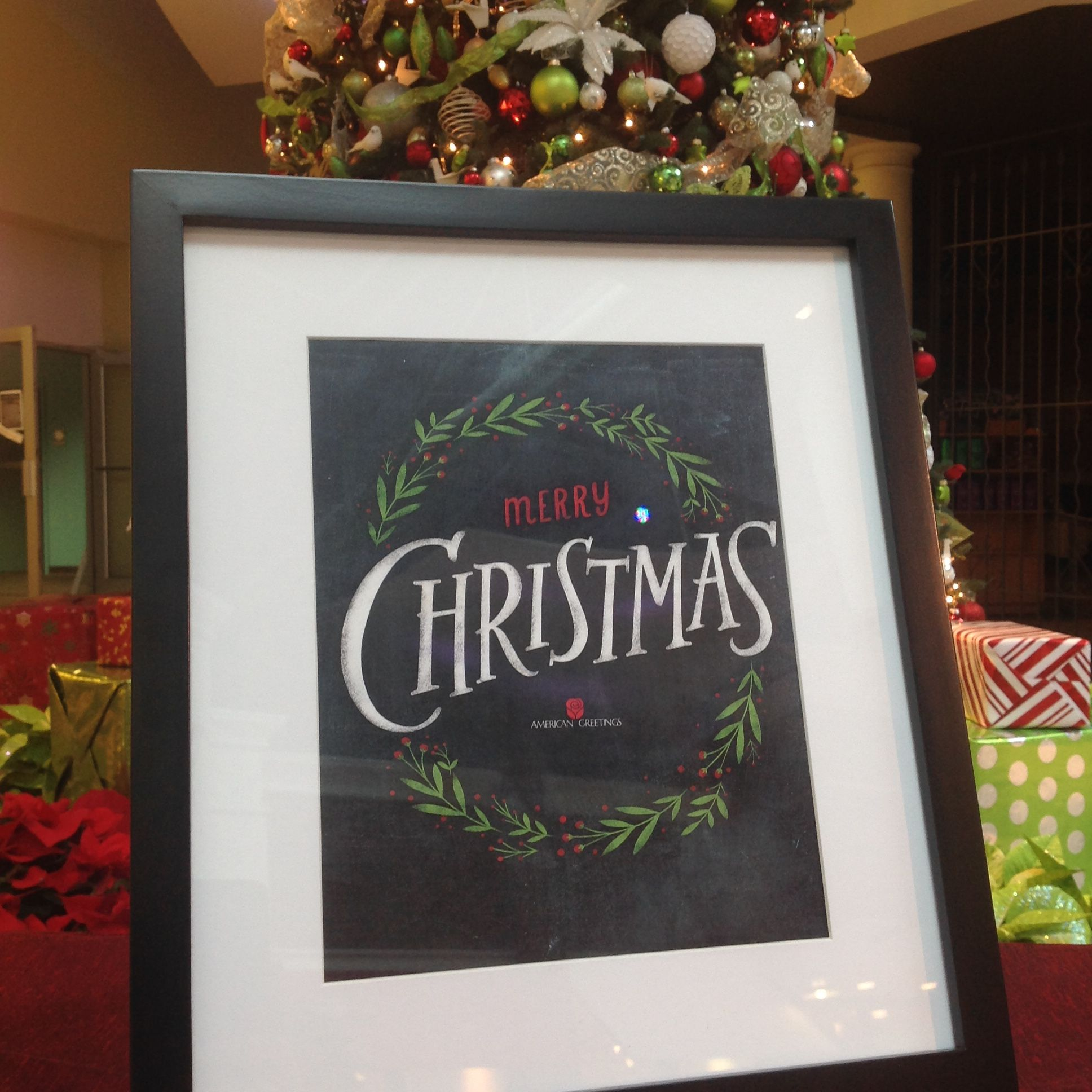 Free Christmas Printable American Greetings