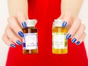 huile vegetale tache acne