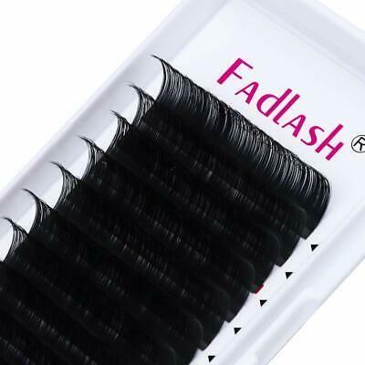 (Advertisement) Lash Extensions FADLASH Eyelash Extensions Trays 0.18mm 15-20mm Mixed Lash Tray #eyelashextensions