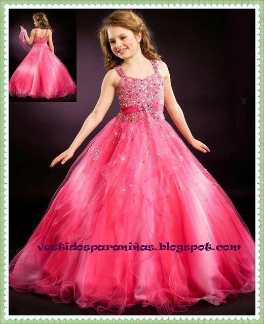 vestidos para niñas de 8 años - Buscar con Google | vestido para ...