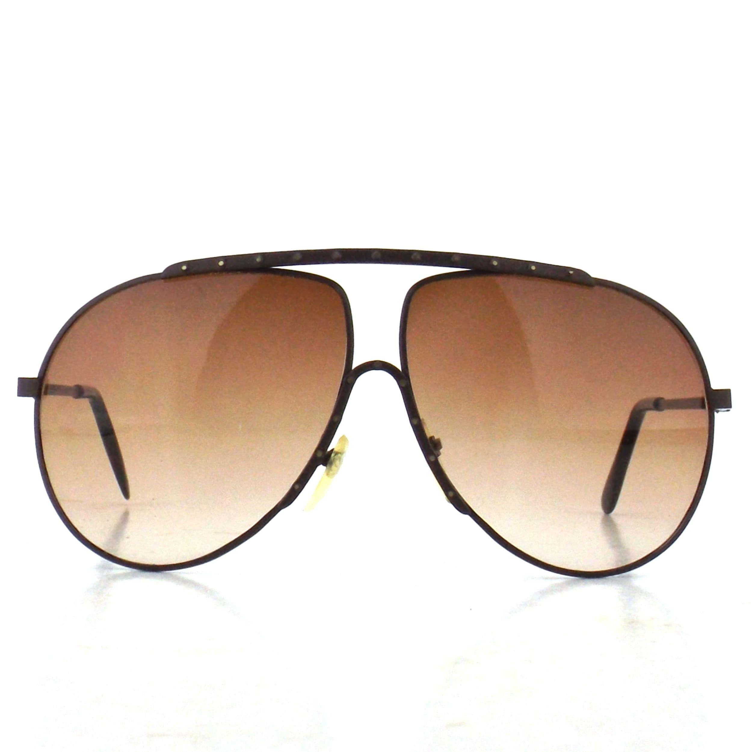 WebDeals Retro Childrens Size Metal Aviator Sunglasses