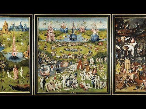 El gran poeta Rafael Alberti comenta el cuadro. El tríptico de El Bosco es depósito de Patrimonio Nacional en el Museo del Prado desde 1939. Este programa es...