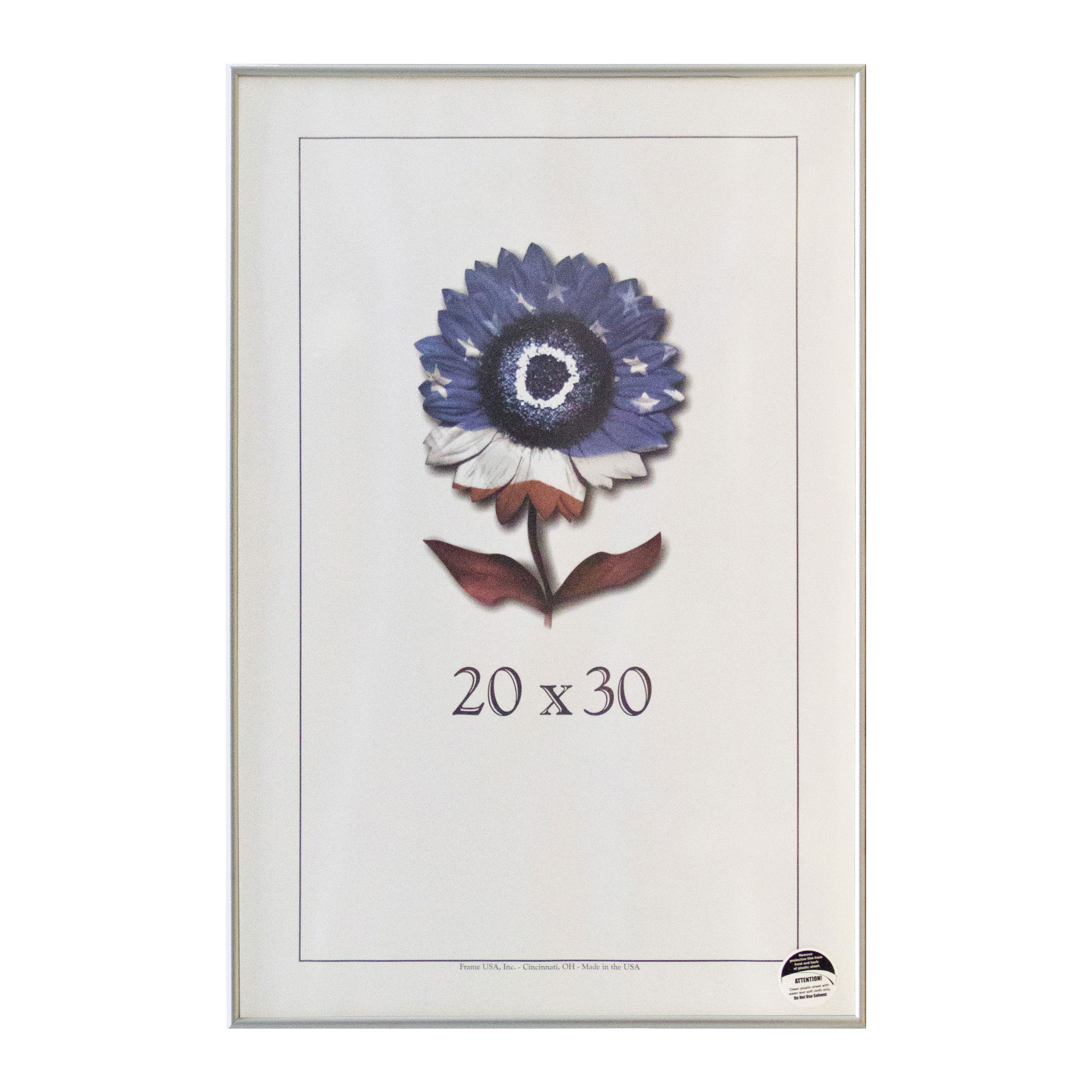 Fancy Picture Frames 30 X 20 Inches Pattern - Framed Art Ideas ...