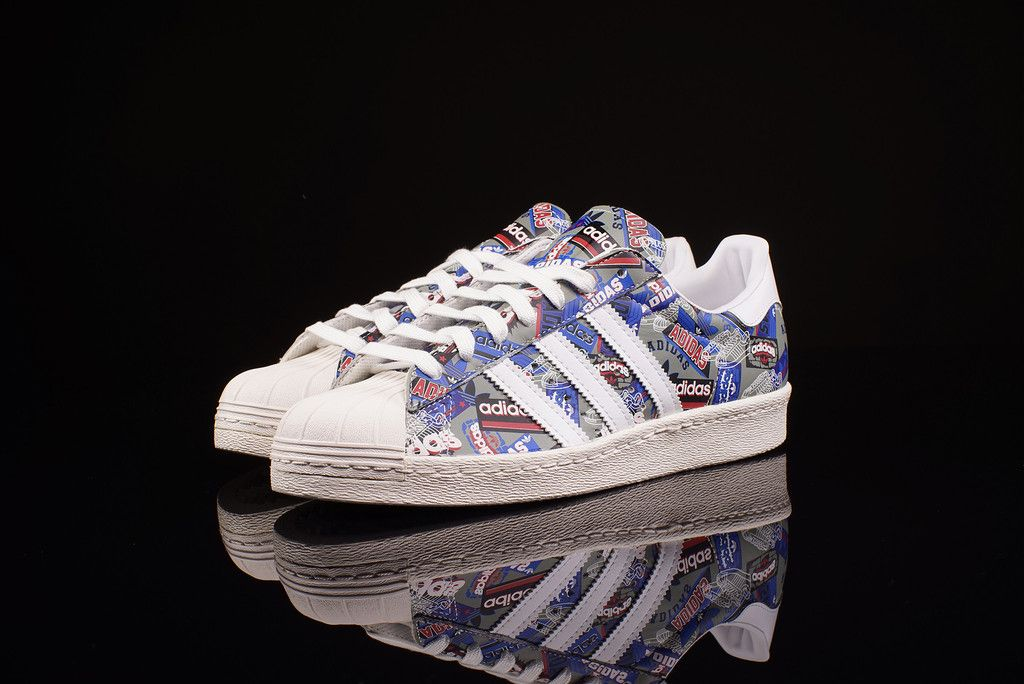 226687a17c6c1 adidas Superstar 80s x NIGO All Star
