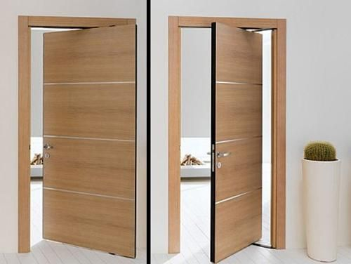 unusual interior doors adding surprising accents to modern interior design ideas - Door Design Ideas