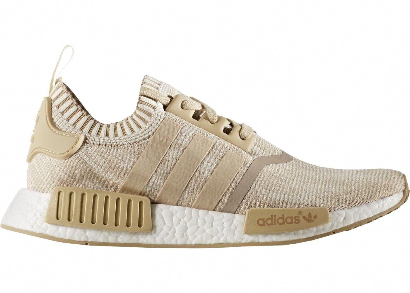 2d676b03198a2 adidas NMD R1 Linen Khaki - STYLE  BY1912 - COLORWAY  LINEN KHAKI LINEN  KHAKI OFF WHITE - RETAIL PRICE   170 - RELEASE DATE  2017-05-20   MensFashionSneakers