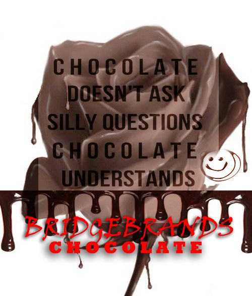 Chocolate is Psychic.