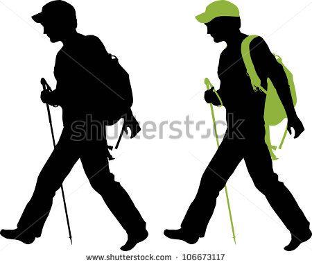 Males Walking Vectores en stock y Arte vectorial | Shutterstock
