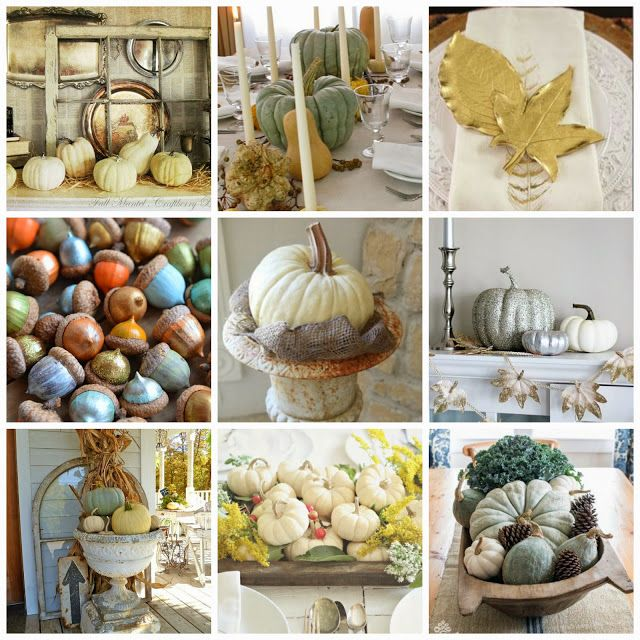 According To She Designs: Nontraditional Fall Home Decor